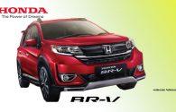 Honda Brv Facelilt