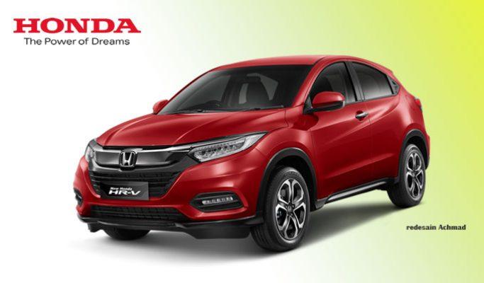 Honda Hrv Facelift